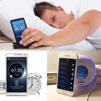 Как перестать использовать мобильный телефон в качестве будильника?