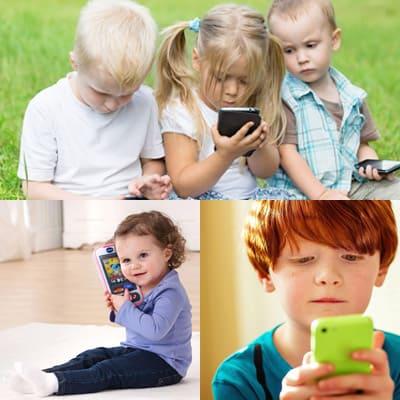 В чем преимущества и недостатки использования смартфона детьми?