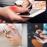 Как предотвратить тендинит от использования мобильного телефона?
